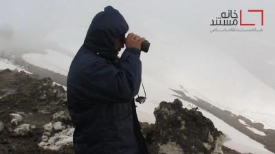 مستند بر بلندای صخره های سیاه روایت زندگی و اقدامات حاج صمد بوستانی