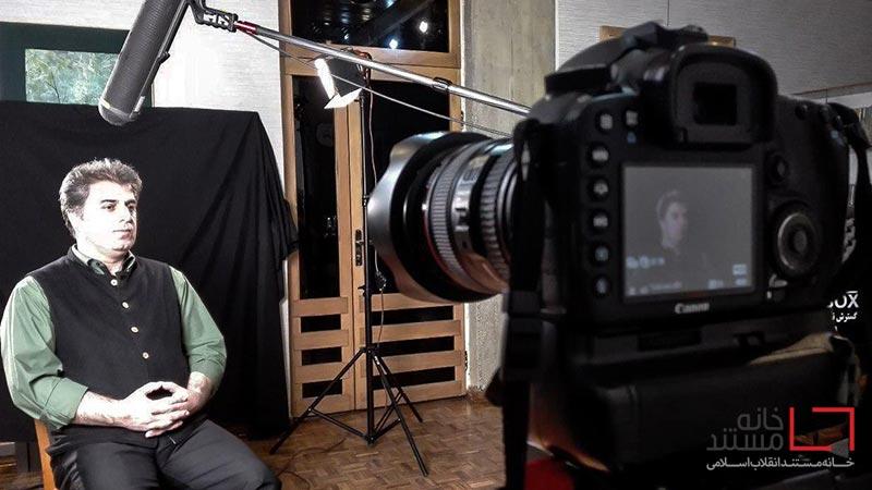 روایتی از مرثیه مشهور محتشم کاشانی در مستند «ترکیب بند»، ساخته امیر آذین