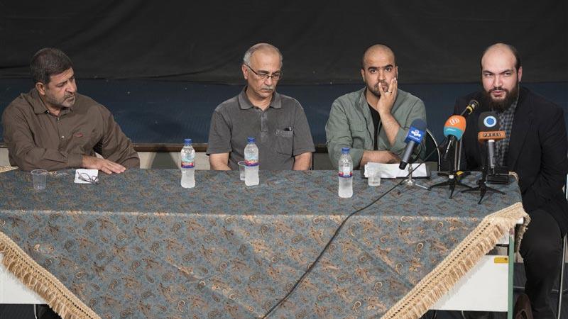 گزارشی از آیین رونمایی مستند «با صبر؛ زندگی» در سینما فلسطین