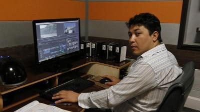سیدمحمد محسنی مستندساز افغان