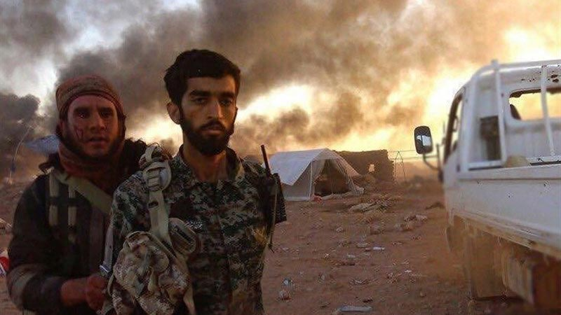 مستند کَسر الحُدود، روایت عملیات صحرای سوریه و بازپس گیری اراضی تحت تصرف داعش درانتقام خون شهیدحججی و شهیدقمی