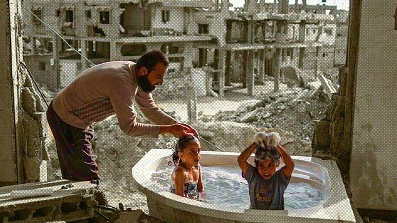 بین داشتن و نداشتن امنیت، فاصله اندکی است/ گفت و گو با وحید فراهانی، کارگردان مستند «حلب، شهری که بود»