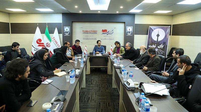 پرونده ای برای شهر تهران/ گزارش تفصیلی مراسم رونمایی مستند «پایتخت»، کاری از علی نیکبخت