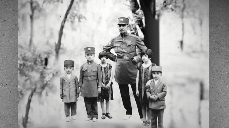 مستند «اشرف همزاد شاه»