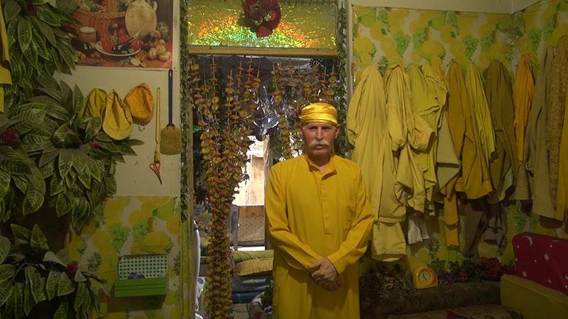 مستند «شبیه سازی آقای زرد»