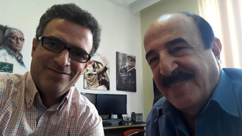 آیین نکوداشت هنرمند فقید «منوچهر آذری» با رونمایی از مستند «شادخوان»