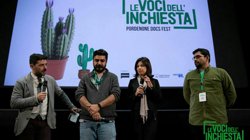 گزارشی از اکران مستند «حلب: سکوت جنگ» در جشنواره صداهای حقیقت ایتالیا+تصاویر