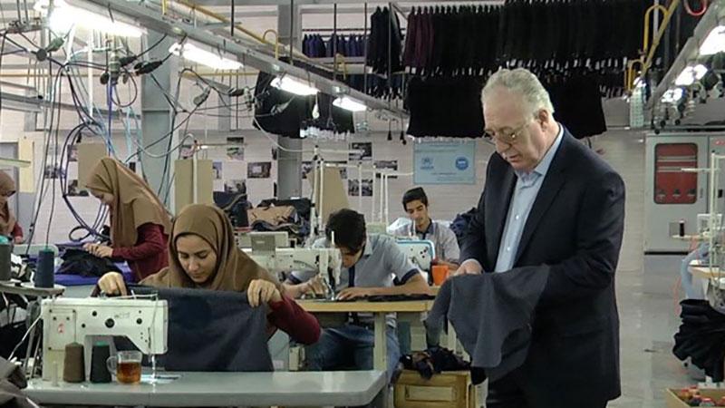 دوستی ایرانیها و افغانستانیها در مستند «در کنار هم»