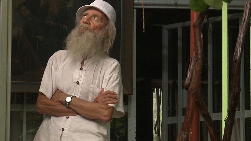 روایت حسام اسلامی از زندگی دکتر بسکی در «درخت سفید»، در جشنواره تلویزیونی مستند