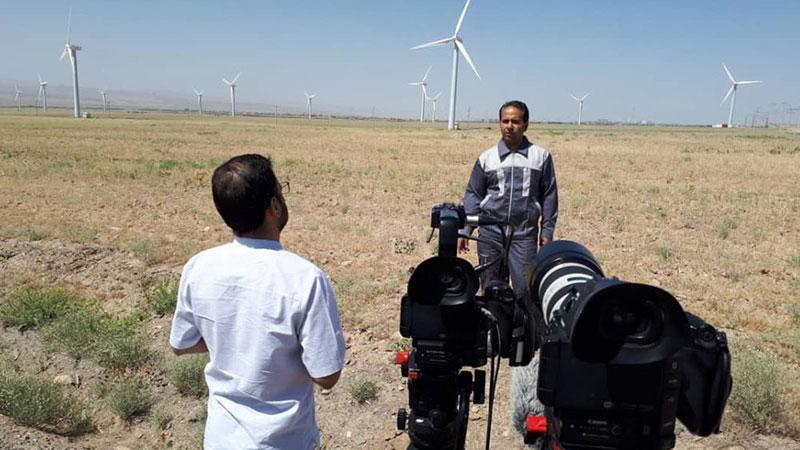 روایت «وحید فرجی» از «انرژی های تجدیدپذیر»، آماده پخش از تلویزیون