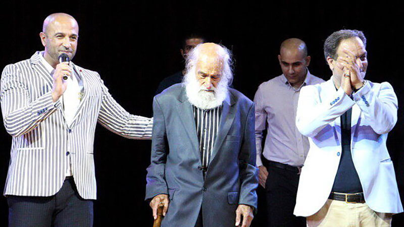 «آشیانه عقاب»، مستندی درباره پدر سیرک ایران