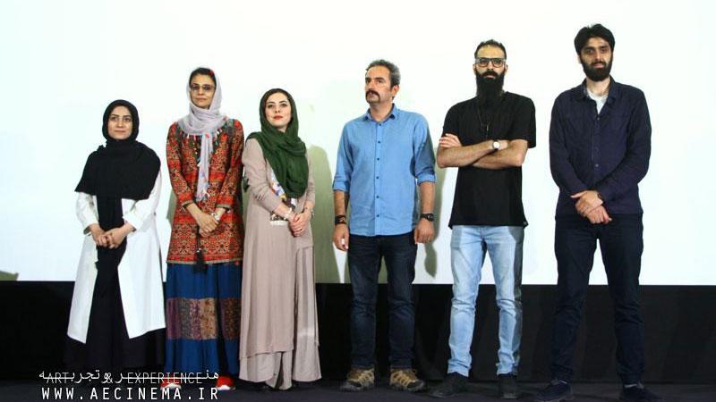 آیین رونمایی از مستند «مهین» با حضور سخنگوی قوه قضاییه برگزار شد