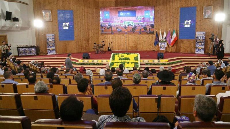 گزارشی از برگزاری اختتامیه یازدهمین جشن مستقل سینمای مستند ایران