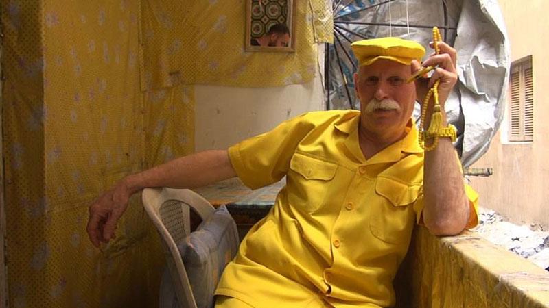 مستند شبیه سازی آقای زرد