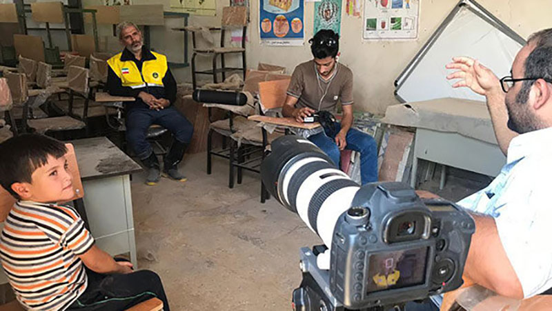روایت همدردی مردم هند با سیل زدگان استان خوزستان در مستند «مقطوع»