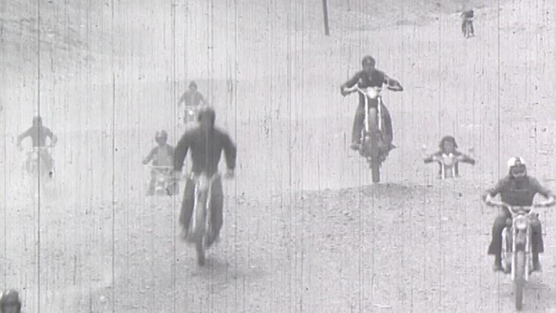 مستند «خاطرات موتورسیکلت»