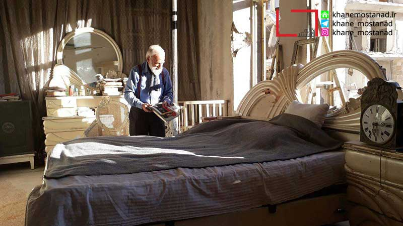 راهیابی مستند «پیرمرد و خواننده» به پنجاه و یکمین جشنواره «نمای حقیقت» سوییس