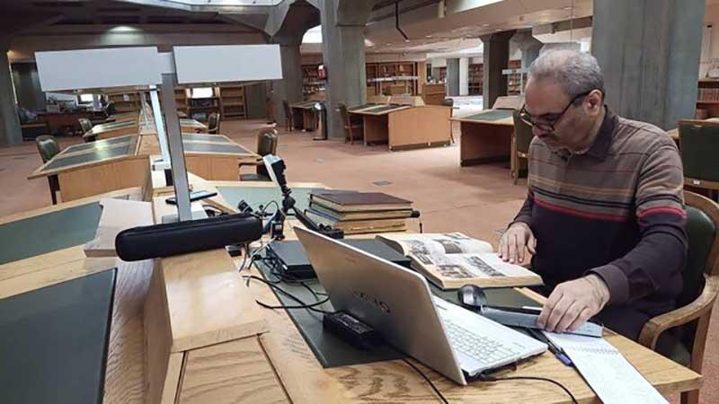 جواد خیابانی مستند «تاریخ ورزش ایران» را میسازد