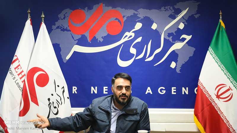 مصطفی فتاحی تهیه کننده کمیته