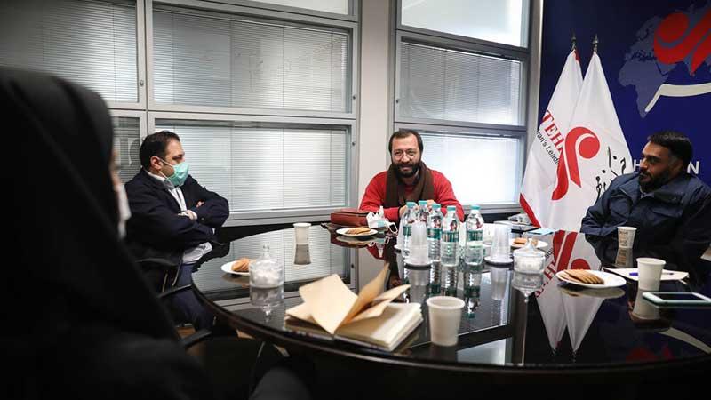 مصاحبه با عبدالحسین بدرلو و مصطفی فتاحی درباره فیلم کمیته