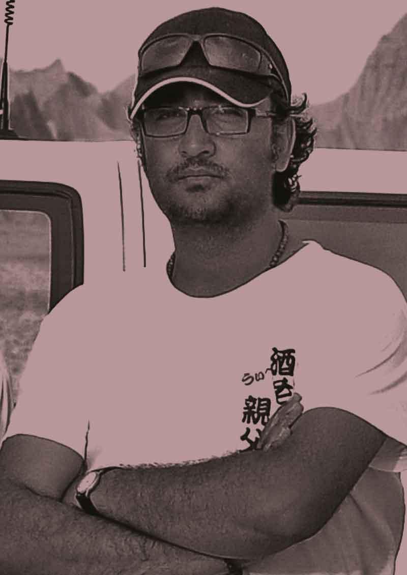 محمدعلی رخشانی